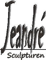 Jeandré Sculpturen Logo